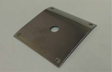 Mast Step Beam Plate 1.2mm