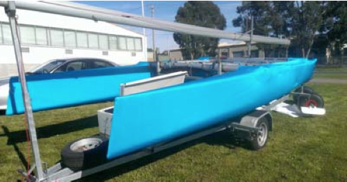 Viper Lycra Full Hull Cover