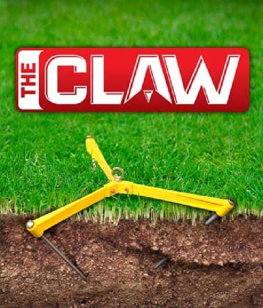 The Claw anchoring system