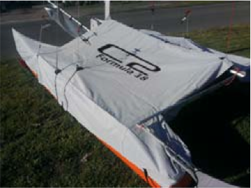 C2 HD Boat Cover