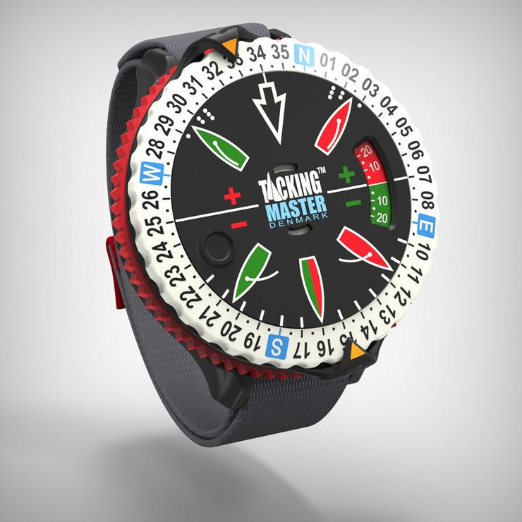 TackingMaster tactisch horloge
