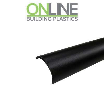 Cast Iron effect guttering 4m Lengths
