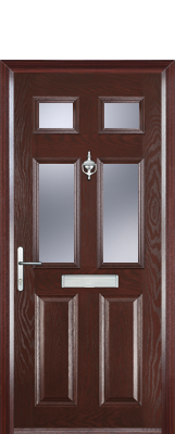 woodgrain composite door nuneaton