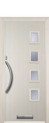 cream composite door nuneaton