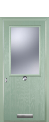 green composite door nuneaton