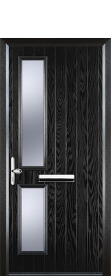black composite door nuneaton