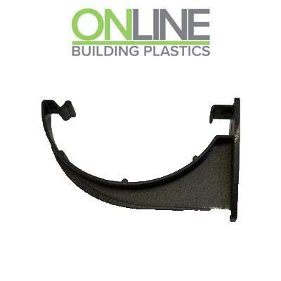 Cast iron effect gutter bracket clip london