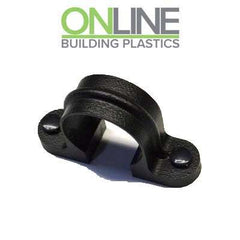 Cast Iron Effect Guttering Lug Clip City of London