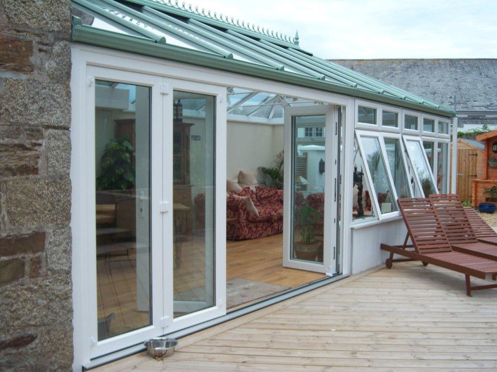 Aluminium Bifold South Normanton