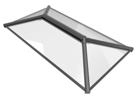 Stratus Roof Lantern Contemporary Loughborough Aluminium