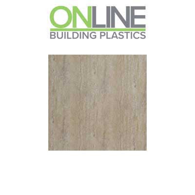 Travertine splash panel decorative wall cladding