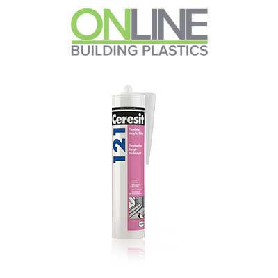 Acrylic Caulk & Decorating Filler