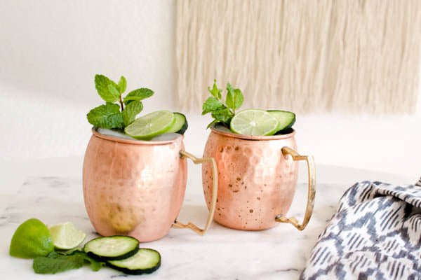 7 Best Mint Moscow Mule Recipes