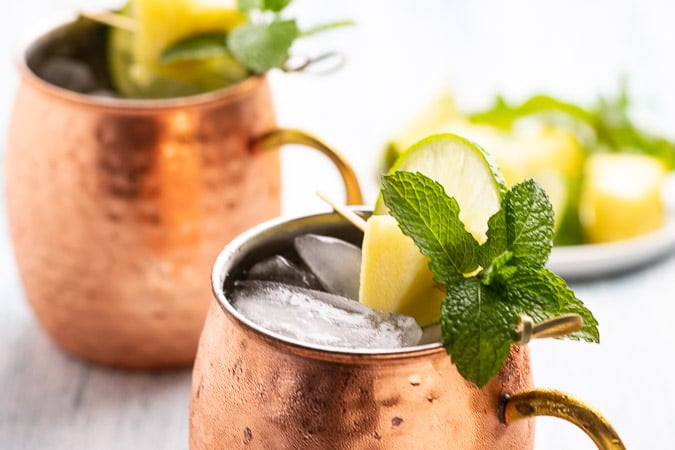 Top 4 Mexican Mule Recipes