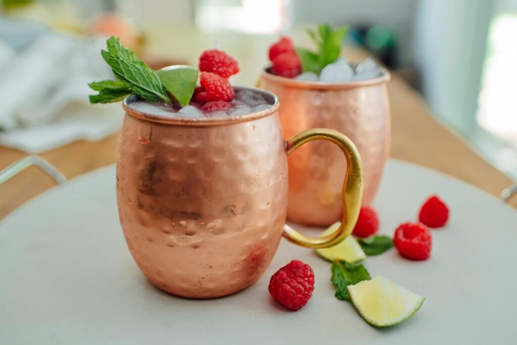Best Raspberry Moscow Mule Recipe