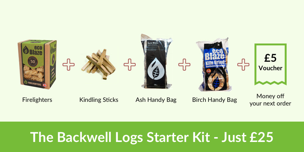 Introducing The Backwell Logs Starter Kit