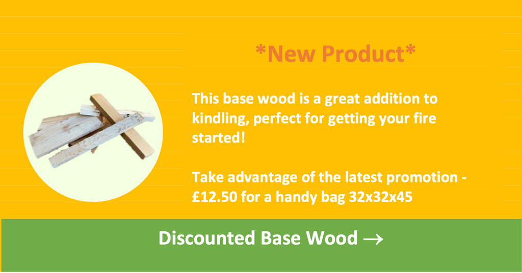 Backwell Logs, Save £10 When You Buy Two Barrow Bags