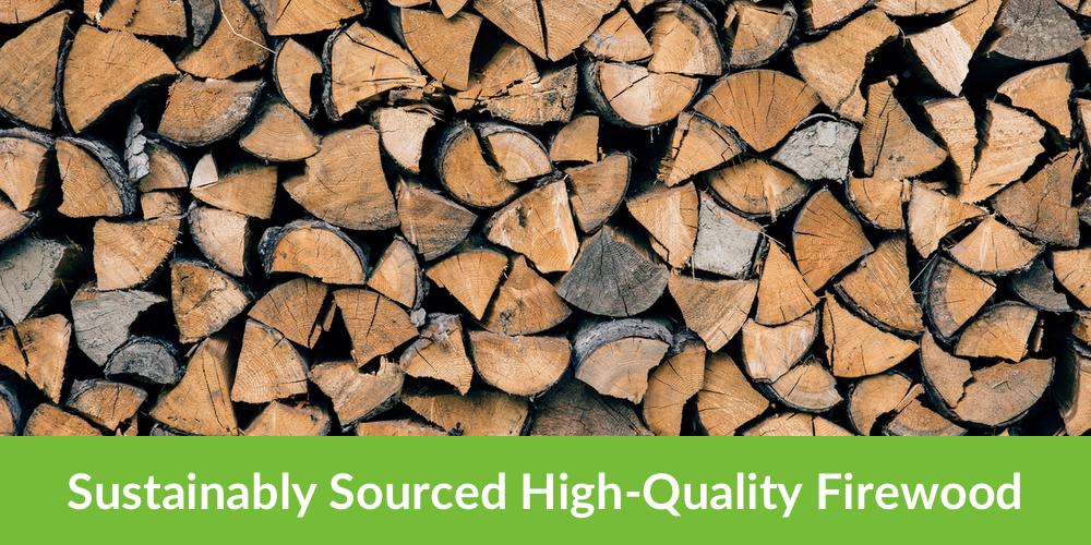 Backwell Logs Supply Sustainably Sourced Firewood