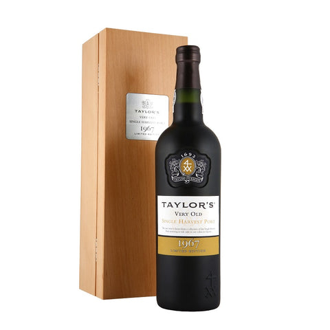Taylors 1967 Single Harvest Port