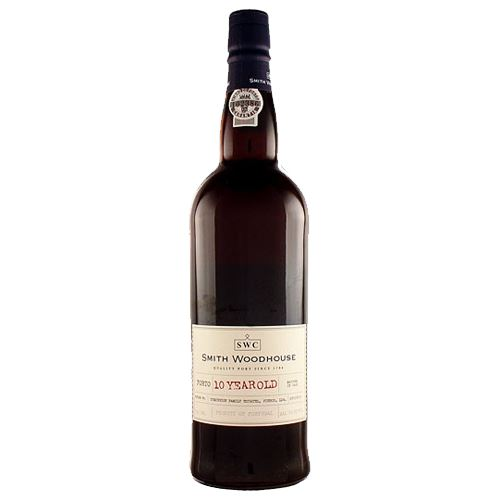 Smith Woodhouse 10 Year Old Tawny Port 75cl 20%