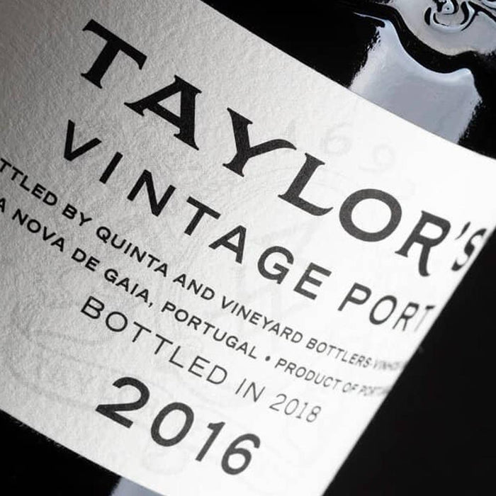 Taylors Vintage Port 2016 37.5cl