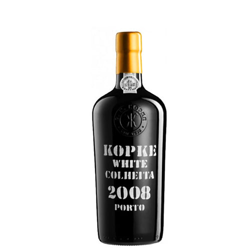 Kopke White Colheita 2008 Port 75cl 19.5% ABV