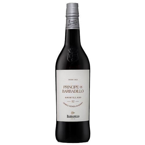 Barbadillo Principe Amontillado Sherry 75cl 19.5% ABV