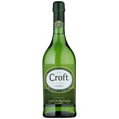 Croft Original Sherry 75cl 17.5% ABV