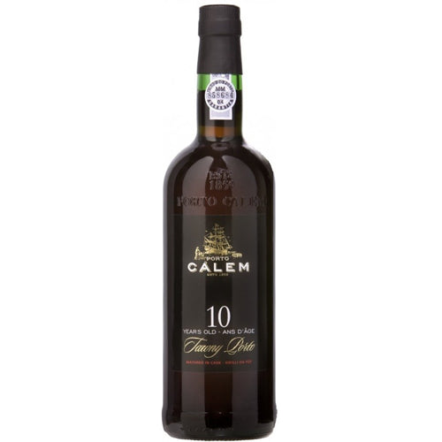 Calem 10 Year Old Tawny Port 75cl 20% ABV