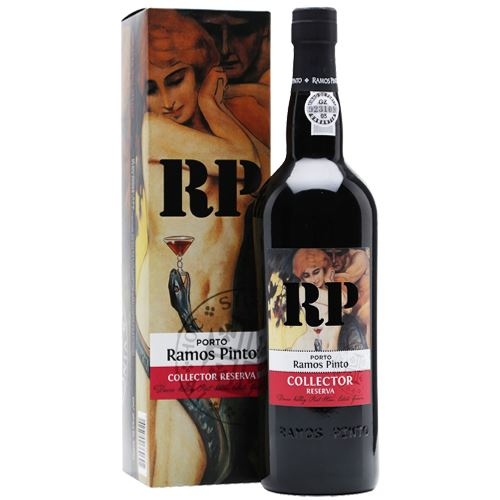 Ramos Pinto Collector Reserva Ruby Port 75cl