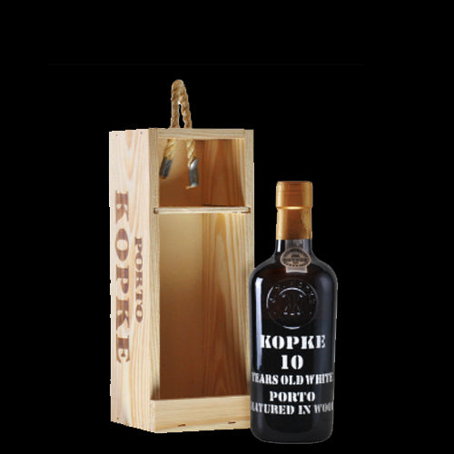 Kopke White 10 Year Old Port 37.5cl 20% ABV