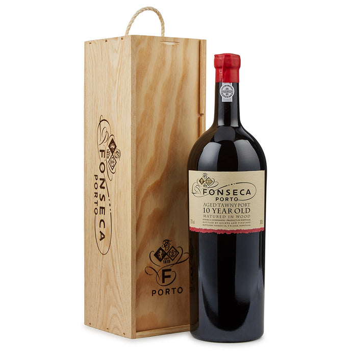 Fonseca 10 Year Old Tawny Port In Gift Box 300cl