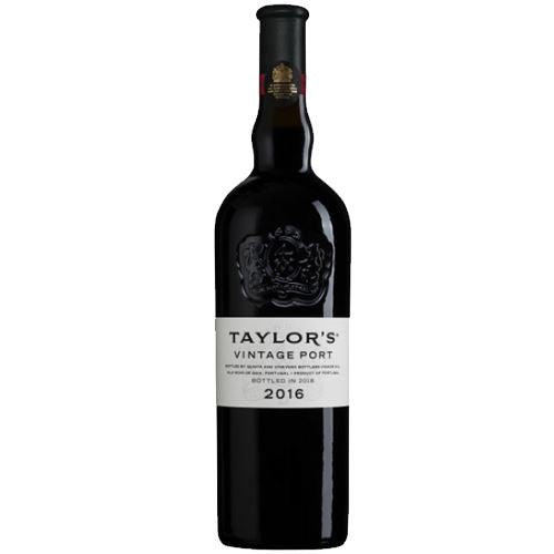 Taylors Fonseca Croft Vintage Port Collection in Wood 2016 3 x 75cl