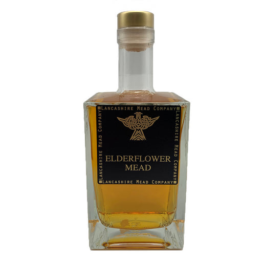 Lancashire Mead Company - Elderflower Mead 70cl 14.5% ABV