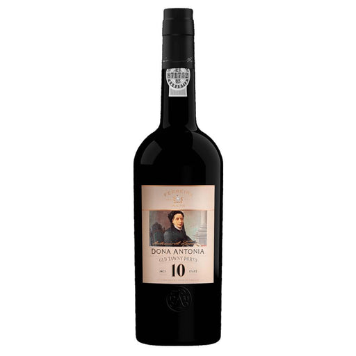 Ferreira Dona Antonia 10 Year Old Tawny Port 75cl 20% ABV