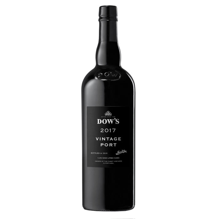 Dows Vintage Port 2017 75cl
