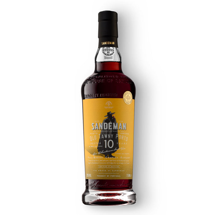 Sandemans 10 Year Old Tawny Port 75cl