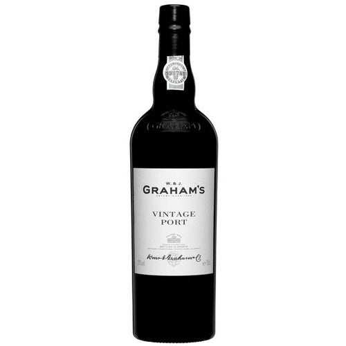 Grahams Vintage Port 2017 75cl