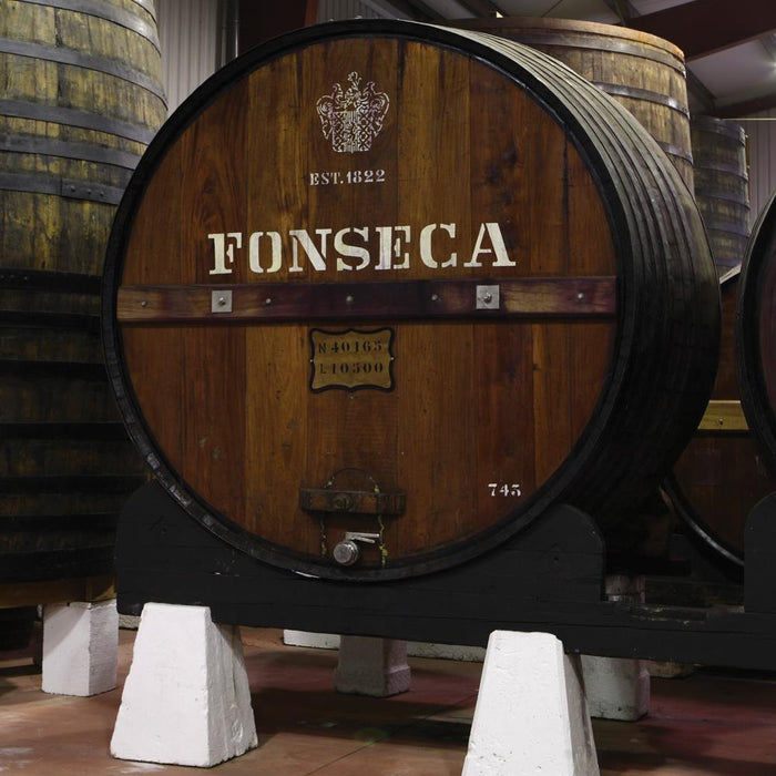 Fonseca Crusted Port In Wooden Gift Box 75cl