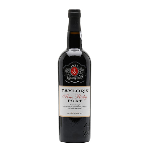 Taylors Fine Ruby Port 75cl