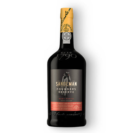 Sandeman Founders Reserve Ruby Port 75cl 20% ABV