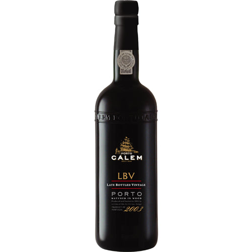 Calem LBV 2013 Port 75cl 20% ABV