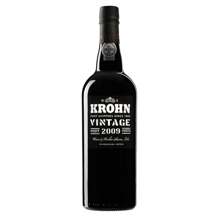 Krohn Vintage 2009 Port 75cl