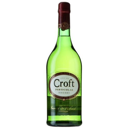 Croft Particular Sherry 75cl 17.5% ABV