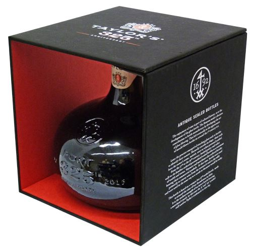 Taylors 325th Anniversary Edition Aged Tawny Port Blend 75cl