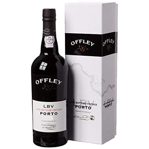 Offley LBV Port 75cl Gift Boxed 20.5% ABV