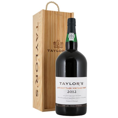 Taylors LBV Port 2014 300cl Jeroboam in wood