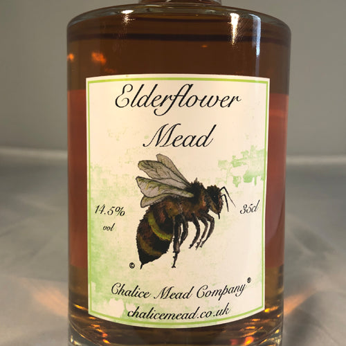 Chalice Elderflower Mead 35cl 14.5% ABV