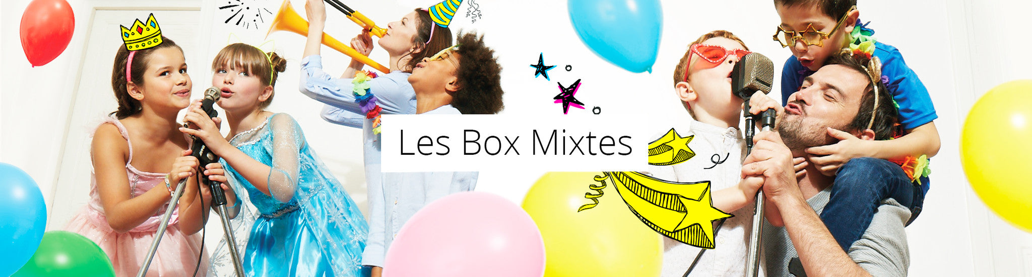 Les Box Ze Day Mixtes