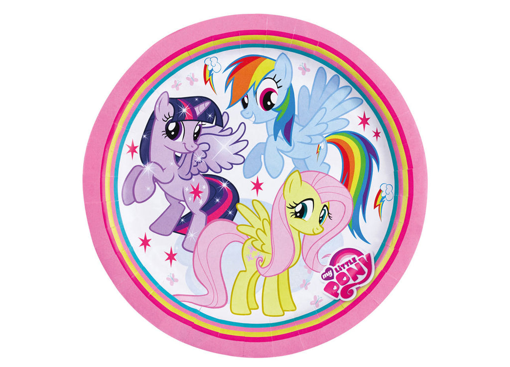 Assiettes My Little Pony